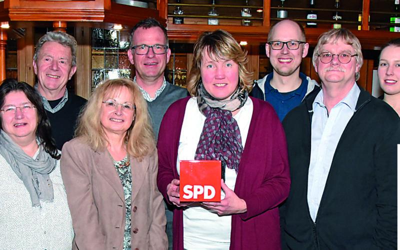 SPD bringt Frauenpower ins Rathaus